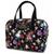 Loungefly X Disney Alice in Wonderland Black Handbag - Side - Cobalt Heights