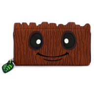 Loungefly X Marvel Groot Leaf Wallet - Cobalt Heights