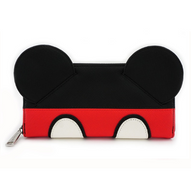 Loungefly X Disney Mickey Cosplay Wallet - Cobalt Heights