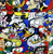 Loungefly X Disney Ducktales Backpack - Back To School Bundle! - Print - Cobalt Heights