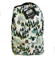 Loungefly X Star Wars Ewok Forrest Backpack - Back To School Bundle! - Cobalt Heights