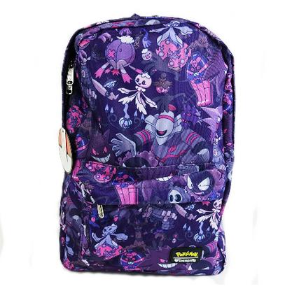 Loungefly X Pokemon Ghosts Backpack - Back To School Bundle! - Cobalt Heights