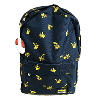 Loungefly X Pokemon Speedy Pikachu Backpack - Back To School Bundle! - Cobalt Heights