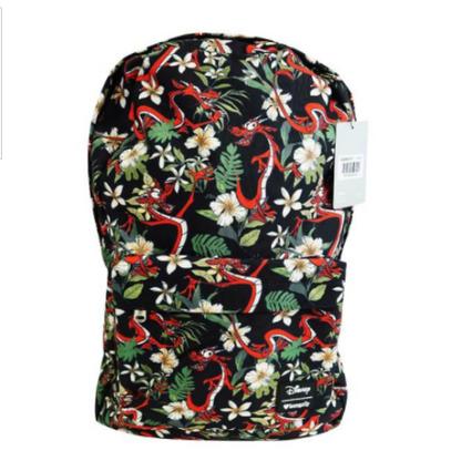 Loungefly X Disney Mulan Mushu Backpack - Back To School Bundle! - Cobalt Heights