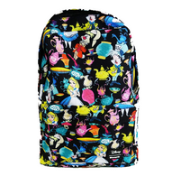 Loungefly X Disney Alice In Wonderland Tea Party Backpack - Back To School Bundle! - Cobalt Heights