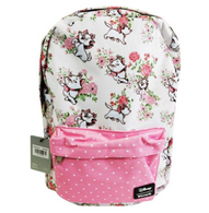Loungefly X Disney Marie Floral Backpack - Back To School Bundle! - Cobalt Heights