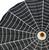 Sourpuss Spiderweb Parasol - Print - Cobalt Heights