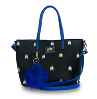 Loungefly X Star Wars R2D2 Mini Print Handbag - Cobalt Heights