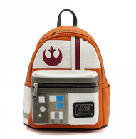 Loungefly X Star Wars Rebel Cosplay Mini Backpack - Cobalt Heights