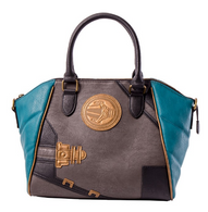 Loungefly X Marvel Valkyrie Cosplay Handbag - Cobalt Heights