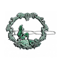 Disney The Little Mermaid Hair Barrette - Cobalt Heights