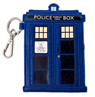 Loungefly X Dr Who Tardis Coin Purse - Cobalt Heights