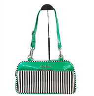 Starstruck The Big Top Handbag - Emerald Green - Cobalt Heights