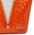Starstruck Vixen Tote - Orange and Silver - Close Up - Cobalt Heights