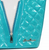 Starstruck Vixen Tote - Atomic Blue and Silver - Close Up - Cobalt Heights