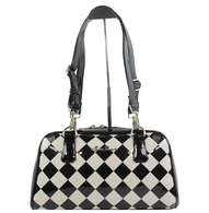 Starstruck Astro Handbag - Checkerboard - Cobalt Heights