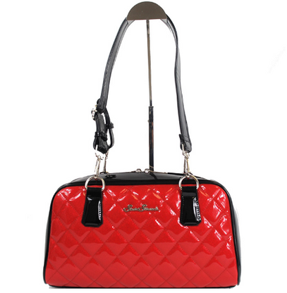 Starstruck Astro Handbag - Ruby Red - Cobalt Heights