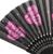 Sourpuss Candy Hearts Fan - Print - Cobalt Heights
