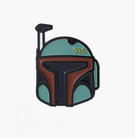 The Sunday Co Boba Fett Enamel Pin - Cobalt Heights