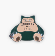 The Sunday Co Snorlax And Chill Enamel Pin - Cobalt Heights