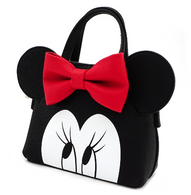 Loungefly X Disney Minnie Mouse Micro Dome Handbag - Cobalt Heights