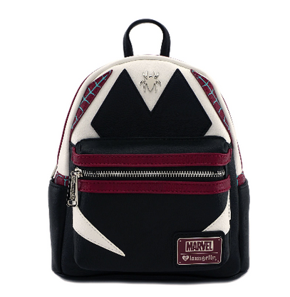 Loungefly X Marvel Spider Gwen Cosplay Mini Backpack - Cobalt Heights