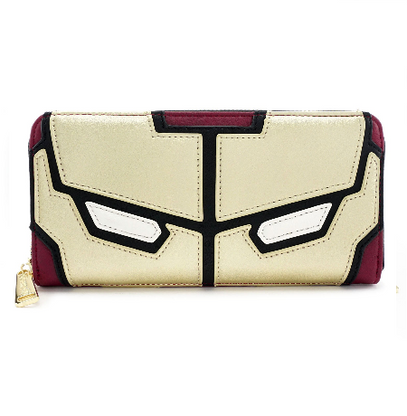 Loungefly X Marvel Iron Man Cosplay Wallet - Cobalt Heights