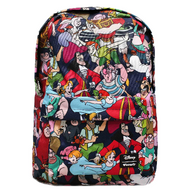 Loungefly X Disney Peter Pan Characters Backpack - Back To School Bundle! - Cobalt Heights