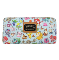 Loungefly X Pokemon Mint Green Originals Wallet - Cobalt Heights