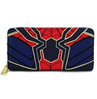 Loungefly X Marvel Spiderman Cosplay Wallet - Cobalt Heights
