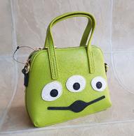 Loungefly X Pixar Toy Story Alien Micro Dome Handbag - Cobalt Heights
