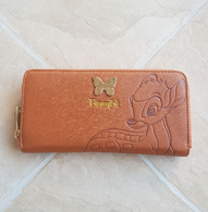 Loungefly X Disney Bambi Embossed Wallet - Cobalt Heights