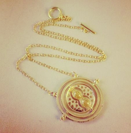 Harry Potter Time Turner Inspired necklace