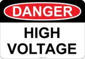Danger High Voltage, #53-107 thru 70-107