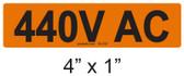 440V AC - PV Labels #30-236