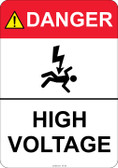 Danger High Voltage, #53-303 thru 70-303