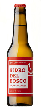 Sidro Del Bosco Italian Apple Cider (Case of 24)