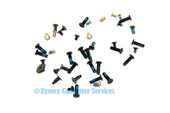 C55T GENUINE ORIGINAL TOSHIBA SCREW KIT ALL SIZES INCLUDED SATELLITE C55T (A)