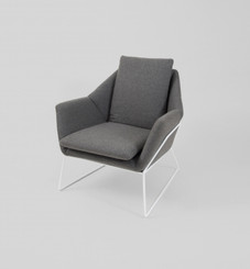 BODEN ARMCHAIR: GREY
