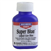 Birchwood Casey Super Blue Liquid Gun Blue 3 oz