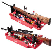 MTM Gunsmith Rifle Maintenance & Cleaning Center Red