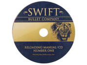 Swift Reloading Manual 1st Ed. (CD-ROM)