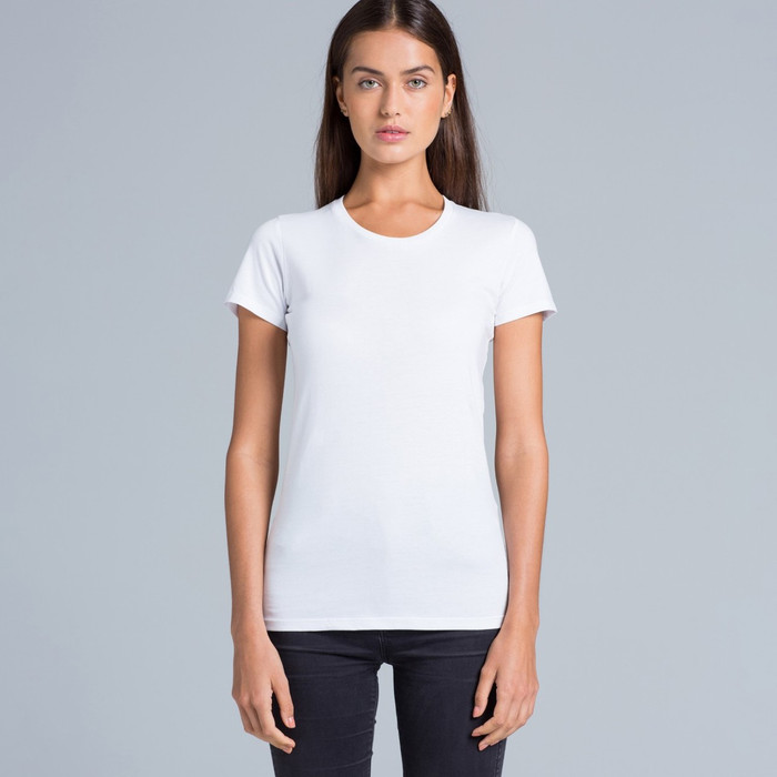 Ladies Wafer T-Shirt
