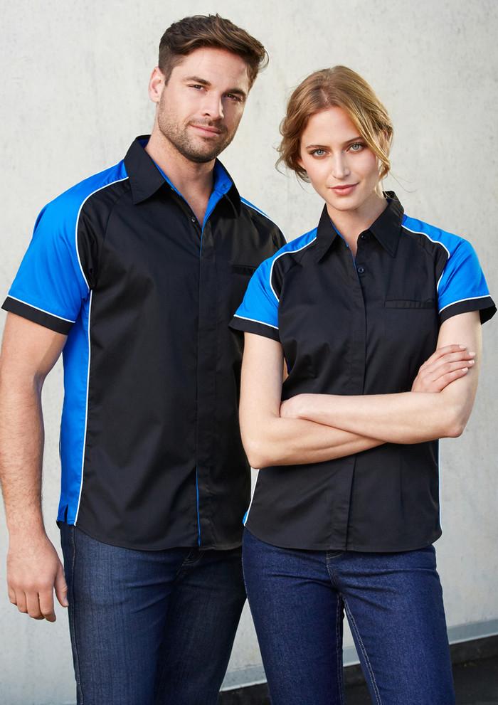 Ladies Nitro S/S Business Shirt