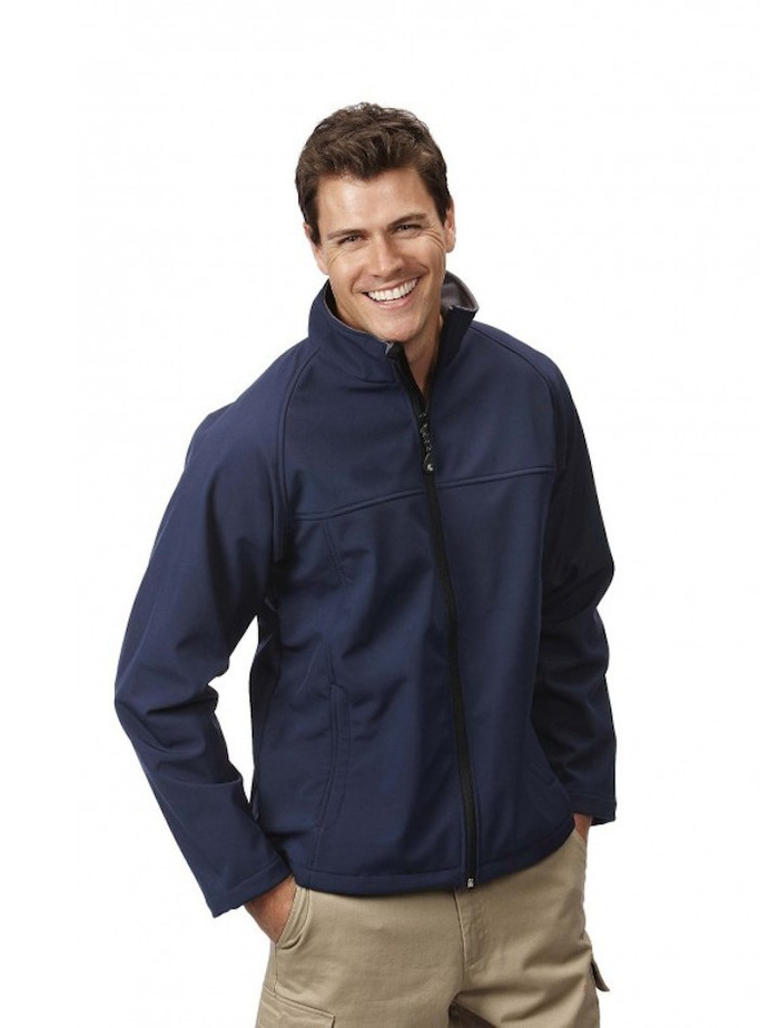 Layer Soft Shell Jacket - Navy