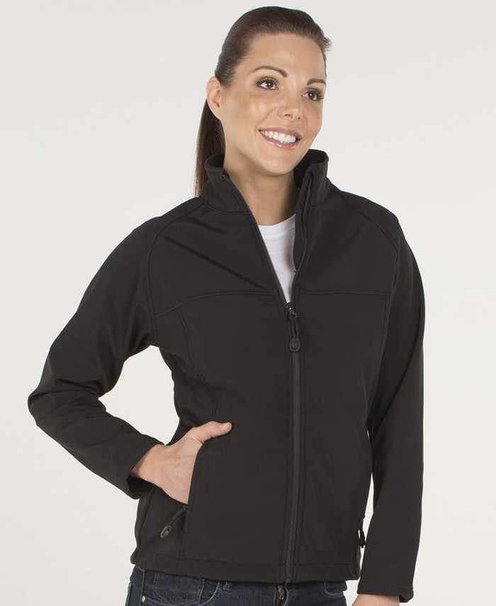 Layer Soft Shell Jacket - Black