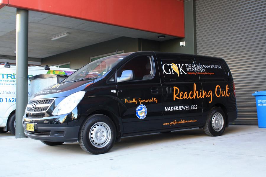 GNK Van