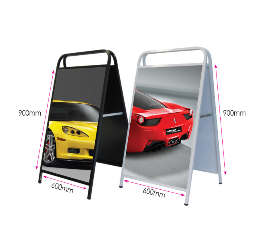 Essential Portable Table Stand Colour Options