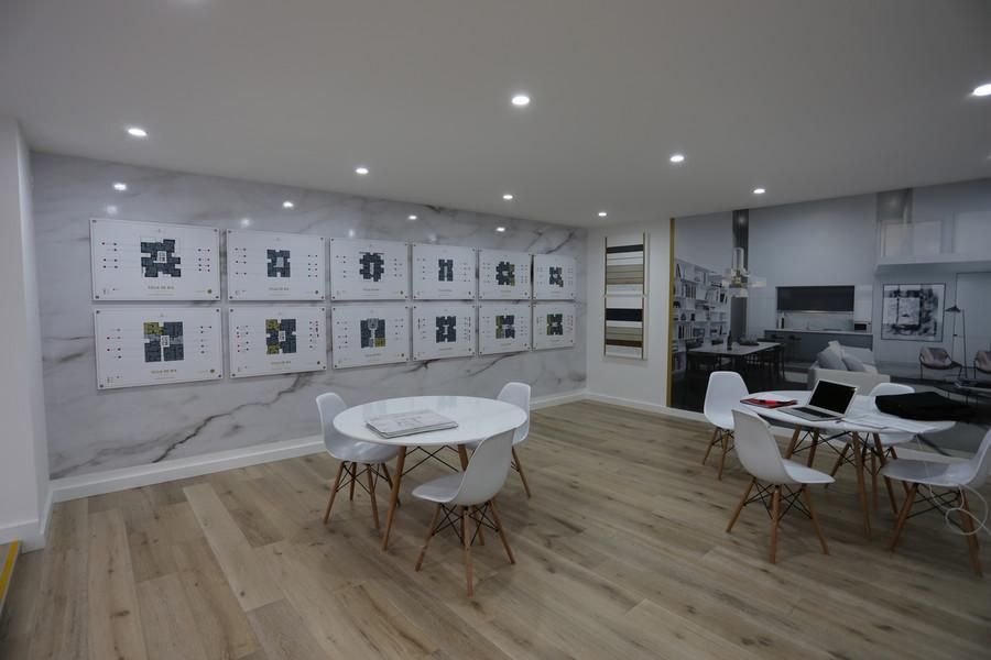 Apartment Plan Display