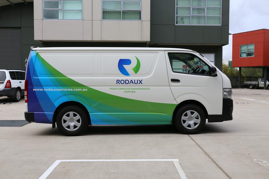 Rodaux Van